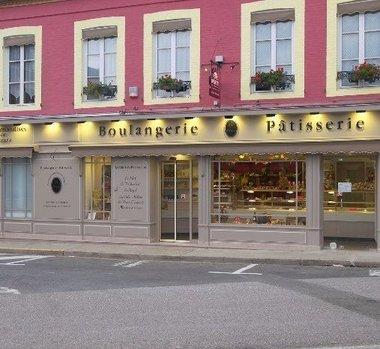 OTB Agencement - Notre-Dame-de-Bondeville - BOULANGERIE
